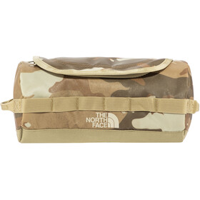 The North Face Base Camp Travel Canister S moab khaki woodchip camo desert print/twill beige
